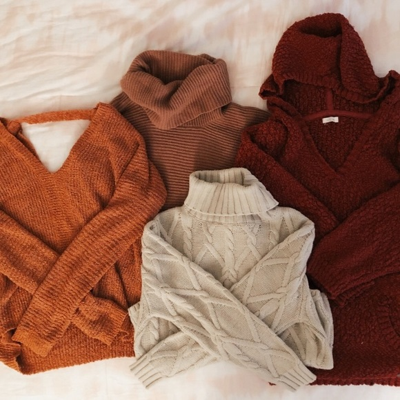Volcom Sweaters - SWEATER BUNDLE 🍂